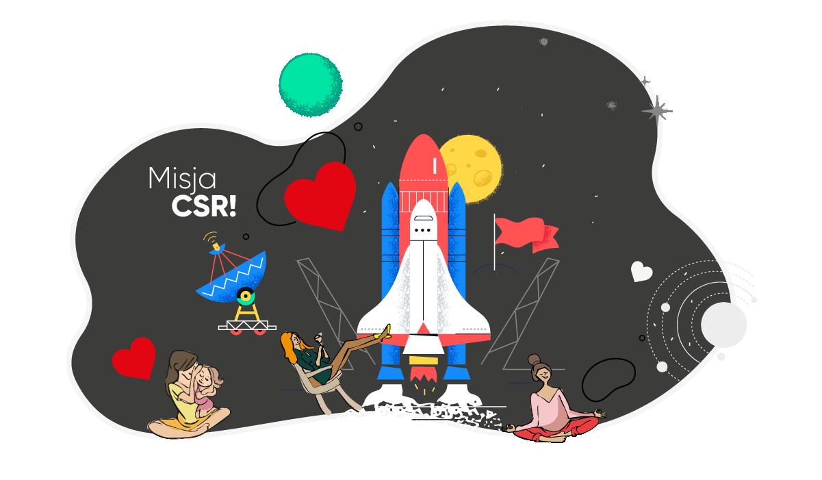 Przypominajka Misja CSR
