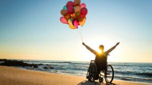 Urlop osoby z niepełnosprawnością ruchową - jak to zrobić?